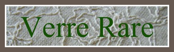 ビーズアクセサリー販売 Verre Rare